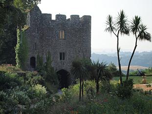 Trematon Castle Gardens