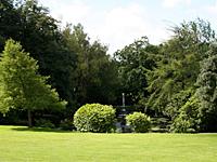 Tresillian House Garden